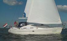 Segelboot IJsselmeer 1